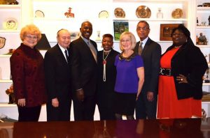 2012 Humanitarian Awards Recipients honored by the Atlantic County Chapter