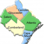 Atlantic County-Southern New Jersey Regional Community Network counties