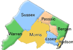 Northern New Jersey Regional Community Network Region