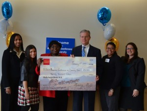 Wells Fargo check presentation 2013