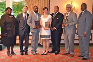 2012 Humanitarian Awards Recipients honored by the Essex County Chapter