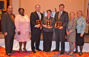 2012 Humanitarian Awards Recipients honored by the Central Jersey Chapter