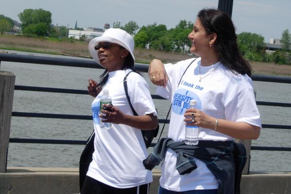 Diversity Stride walkers