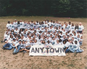 Anytown-NJ 1999 Session 1 Group Photo