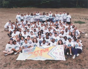 Anytown-NJ 1999 Session 2 Group Photo