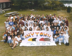 Anytown-NJ 2004 Session 2 Group Photo