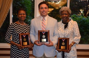 2013 Essex County Chapter Humanitarian Awards Recipients