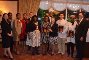 2013 Essex County Humanitarian Awards Recipients