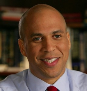 U.S. Senator Cory Booker American Conference on Diversity 2014 Humanitarian Award Recipient