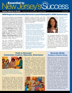 2014 American Conference on Diversity Newsletter