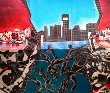 David Persaud Mural