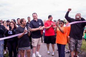 Step Up to Fight Hate at the 16th Annual Diversity Stride Walk in Jersey City