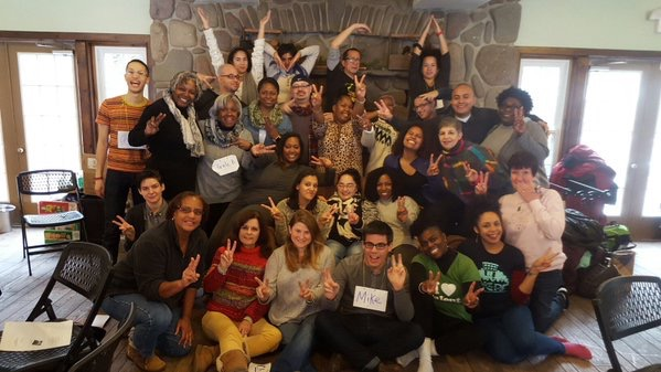 The American Conference on Diversity Common Ground Institute Holds Inaugural Retreat for Diversity Leaders