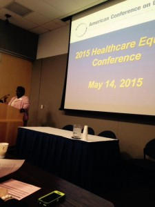 Healthcare Equity Conference: A Call to Action to End Disparities