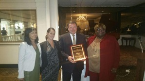 Realogy Earns Real Estate Humanitarian Award at American Conference on Diversity's Annual Fundraiser