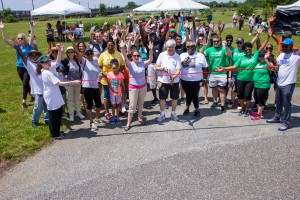 American Conference on Diversity Raises $25,000 at Diversity Stride Walk to Fight Hate