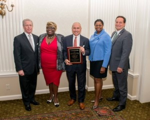 NJ's Commercial Real Estate Industry Unites to Build More Inclusive and Just Schools & Award George Sowa the 2017 Humanitarian of the Year
