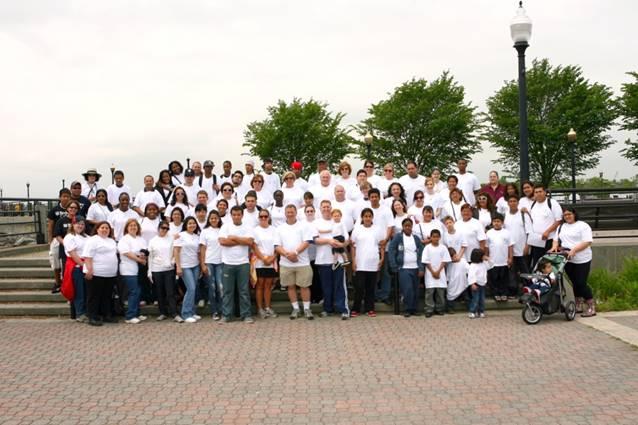 Largest Walk Team